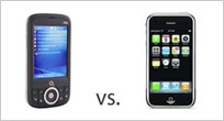 iPhone vs. Pocket PC