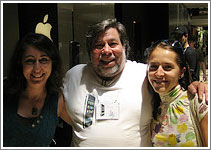 Steve Wozniak iPhone