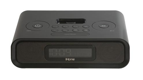 sdi ihome ip99 komfortabler radiowecker mit ipod dock. Black Bedroom Furniture Sets. Home Design Ideas
