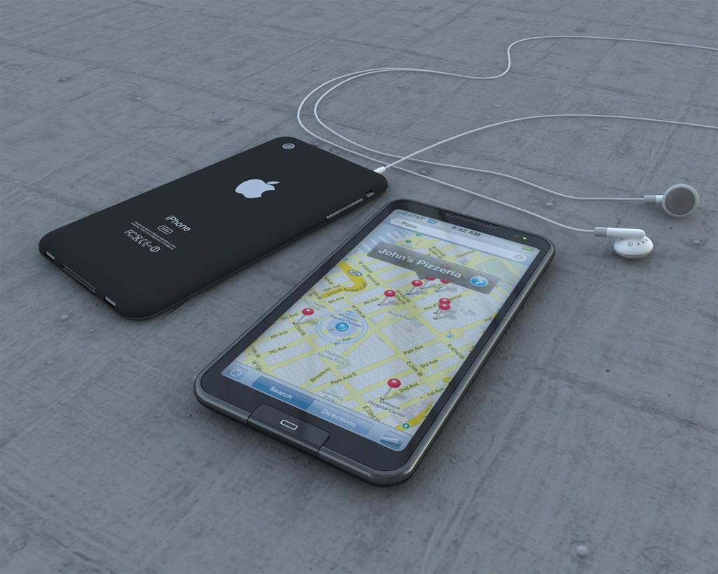 sch ne renderings vielsagende angebote von iphone. Black Bedroom Furniture Sets. Home Design Ideas