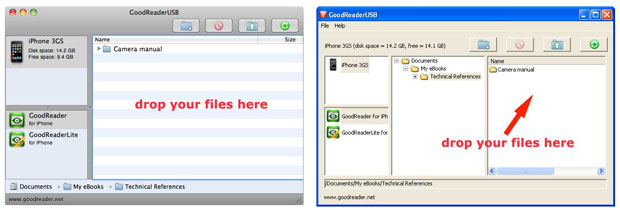 Für Windows und Mac: GoodReader Desktop-Anwendung für einfache PDF