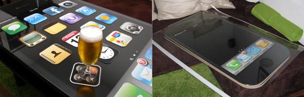 DIY II Selbstgebauter Couchtisch im iPhone 3GLook