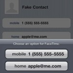 fakecontact