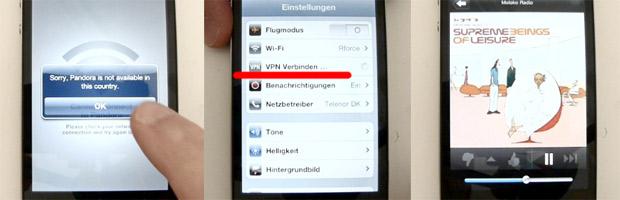 Kostenloser Vpn Client Iphone