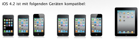 iphone downloads finden
