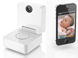 withings baby monitor mit kamera und iphone anbindung iphone. Black Bedroom Furniture Sets. Home Design Ideas