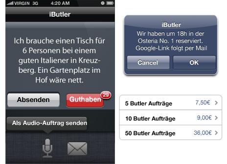 ibutler