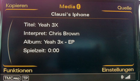 AVRCP 1 3: iOS 5 sendet Meta-Informationen per Bluetooth › iphone