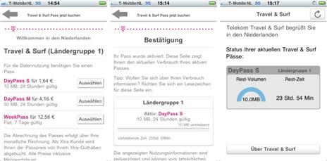 Telekom Surf Pass