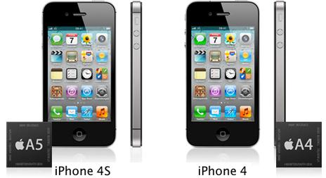was kann das iphone 4s mehr als das 4