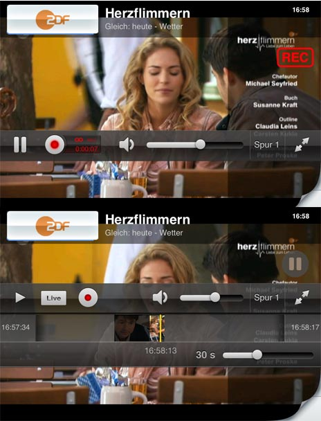 Equinux Tizi Screenshot iPhone