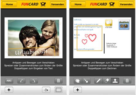 Funcard App