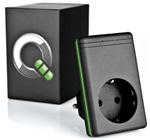 mwc 2012 qgate schlaue steckdose mit sim und iphone fernbedienung video iphone. Black Bedroom Furniture Sets. Home Design Ideas