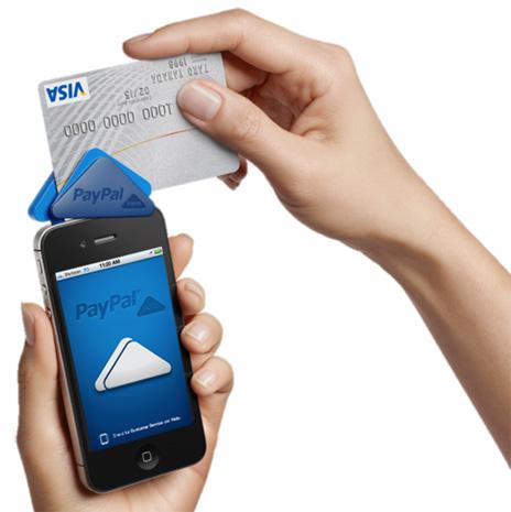 Paypal Geld Annehmen