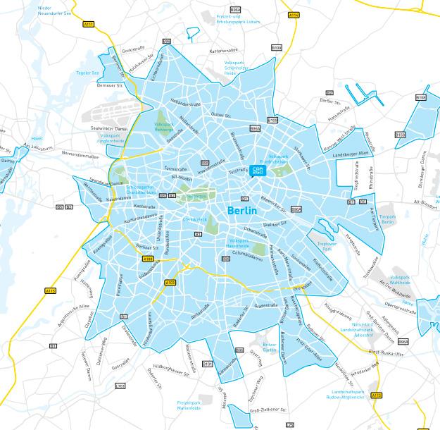 Daimlers Iphone Carsharing Car2go Startet In Berlin Teurer Und