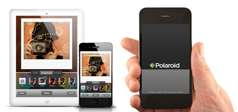 polaroid f r iphone ipad das original zieht in den appstore ein iphone. Black Bedroom Furniture Sets. Home Design Ideas