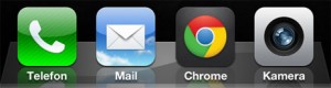 google-chrome-iphone-dock