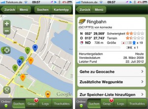 geocaching-app