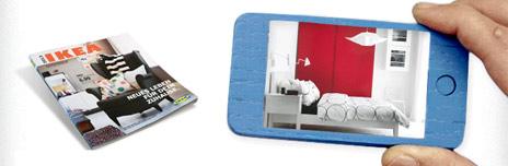 Augmented reality: IKEA-Katalog 2013 setzt auf iPhone und Zusatz-App ...