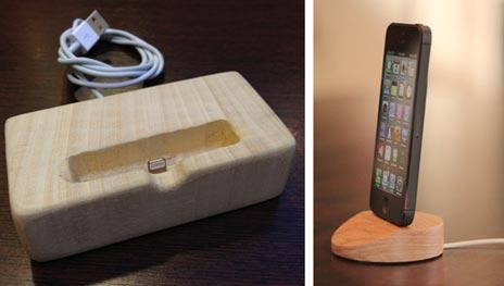 Selbst gebaut oder bestellt: Lightning-Dock fürs iPhone 5 › iphone ...