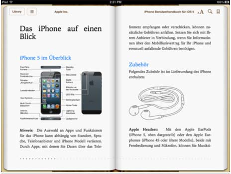 Iphone  Benutzerhandbuch