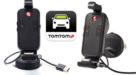 im video test das tomtom iphone car kit 2012 iphone. Black Bedroom Furniture Sets. Home Design Ideas
