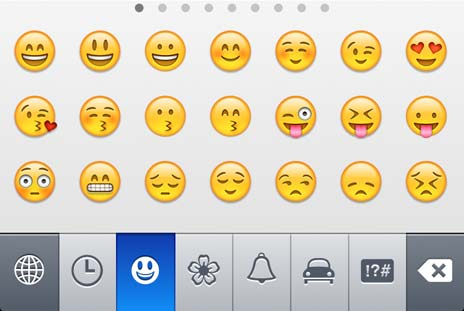 Enable Smileys In Whatsapp Whatsapp Emoticons Emoji