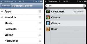 spotligth-suche-sortieren