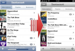 instacast