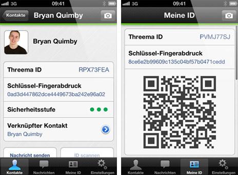 Threema backup von android auf iphone übertragen