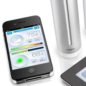 Video-Test: Netatmo Wetterstation – Drahtloses Innen- und Außen-Thermometer für iPhone und iPad