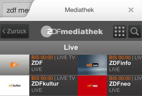 Zdf. Live