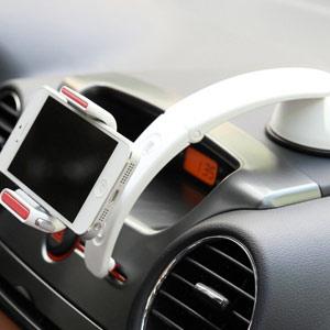 """Verlosung: iPhone-Autohalterungen """"U Grip Ex"""" 2-in-1 zu gewinnen"""