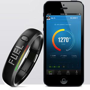 Ausprobiert: Das Nike FuelBand und die zugehörige iPhone App im Video-Test