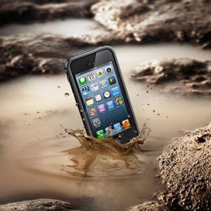 Angetestet: Wasserdichte LifeProof-Hülle fürs iPhone 5