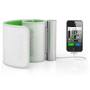 """Blutzucker und Blutdruckmessgeräte für das iPhone: """"Cyber Woche"""" mit GlucoDock und Withings BP800"""