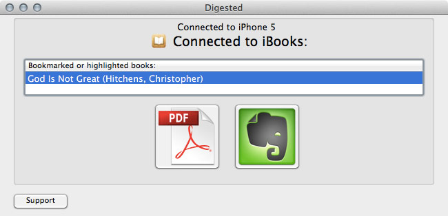 ibook-export