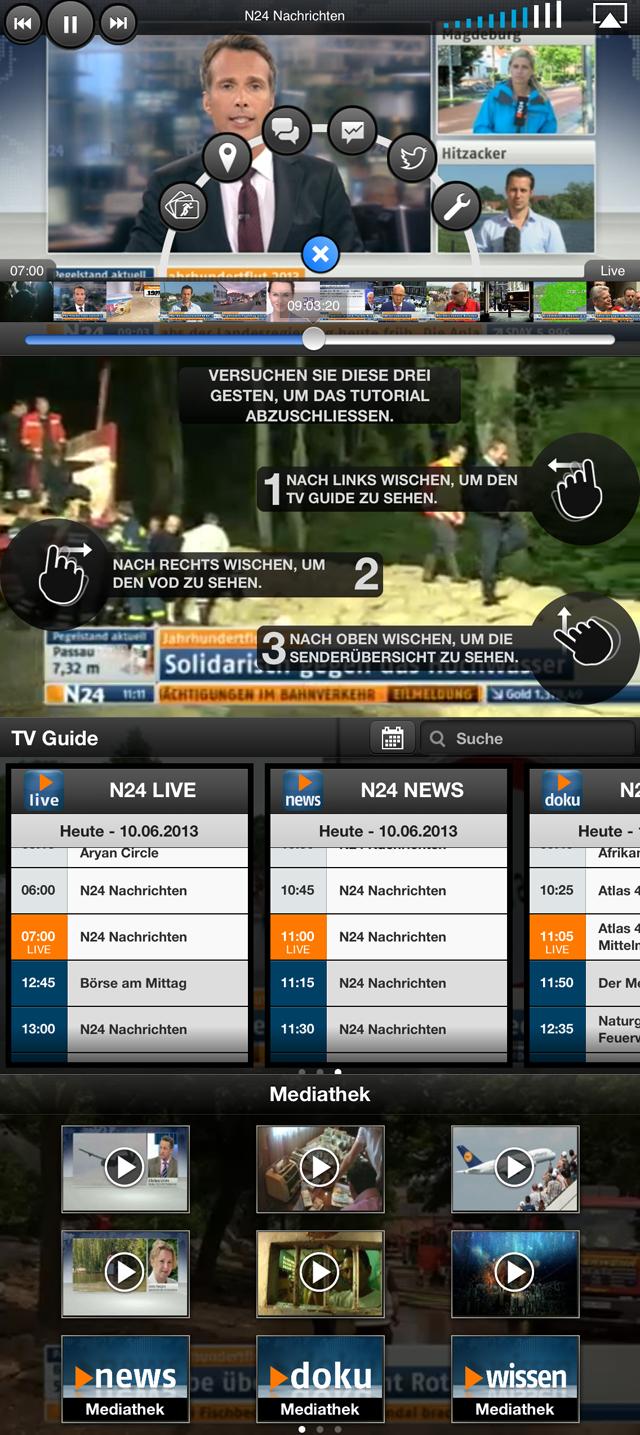 N24 Mediathek Download