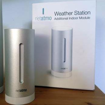 Review: Zusätzliches Innenmodul für die Netatmo-Wetterstation