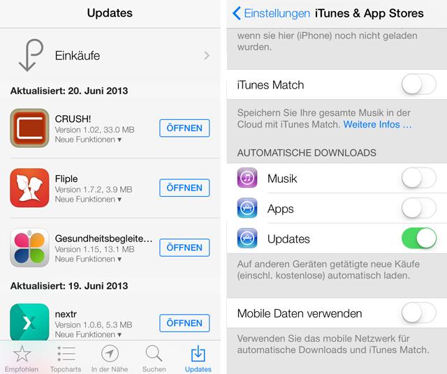 updates-appstore