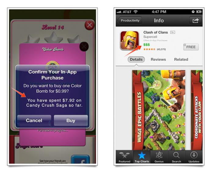 in-app-kauf-geld