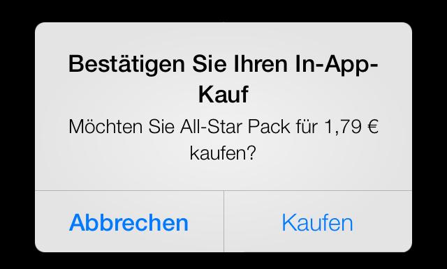 in-app-kauf