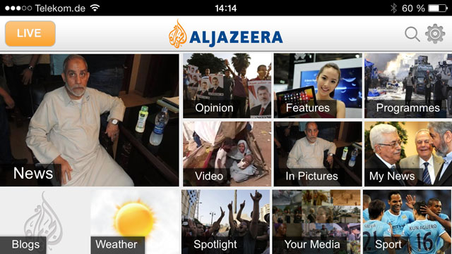 al jazeera and cnn essay Multiple factors spur resignations from al jazeera  al jazeera english launched a campaign claiming that al jazeera  this essay appears in al jadid online.