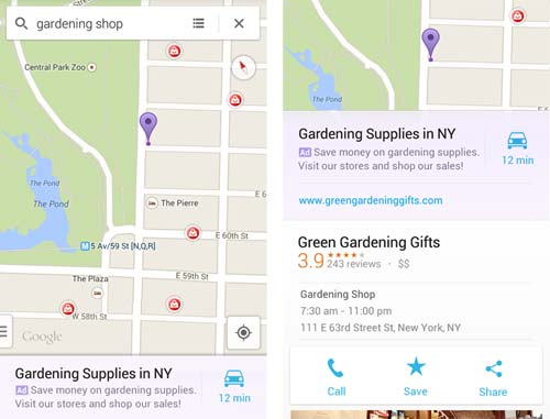 google-maps-werbung-app