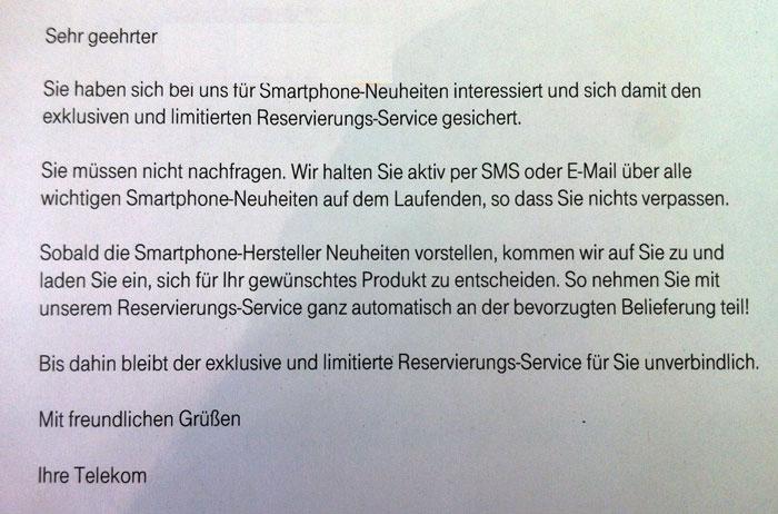 Smartphone-Neuheiten bei der Telekom: So sieht die ...