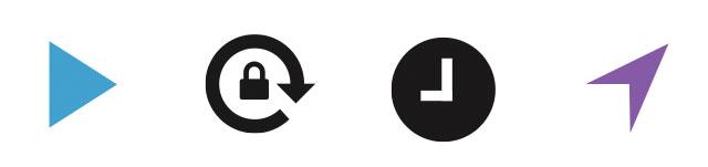 ios 6 alle icons und symbole aus der iphone statusleiste. Black Bedroom Furniture Sets. Home Design Ideas