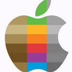 Apple Multi Colored Logo2