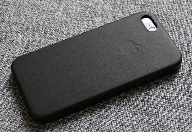 Apple Leder Case Iphone  Plus