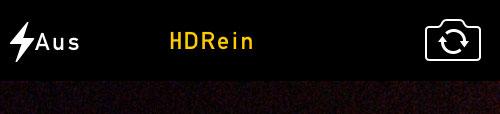 HDR-ein