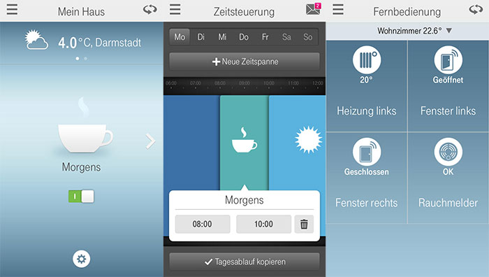 heizungssteuerung telekom berarbeitet hotspot und smarthome app iphone. Black Bedroom Furniture Sets. Home Design Ideas